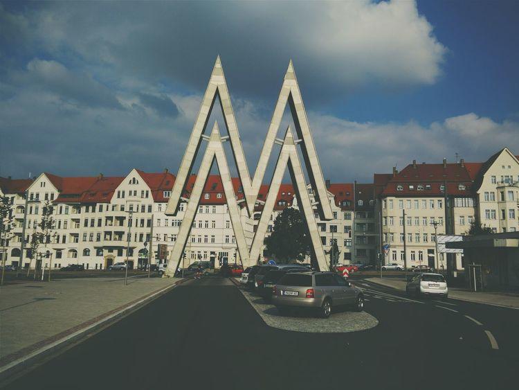Leipzig Architecture Trödelmarkt  Cityscape