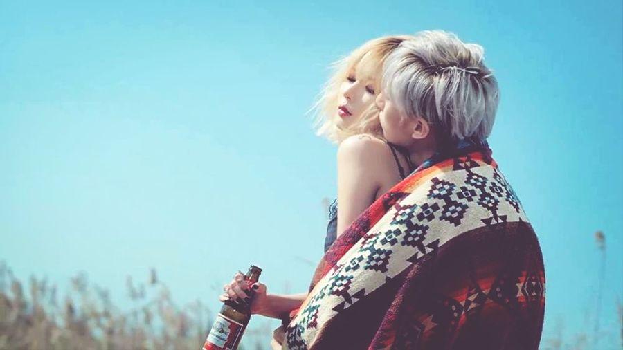 Kpop Couple Troublemaker Asian