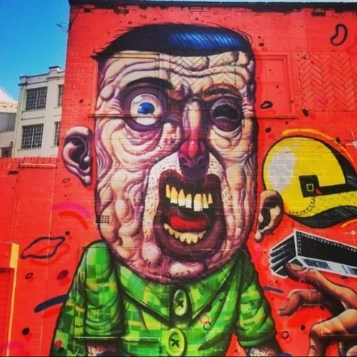 Graffiti By Gent48