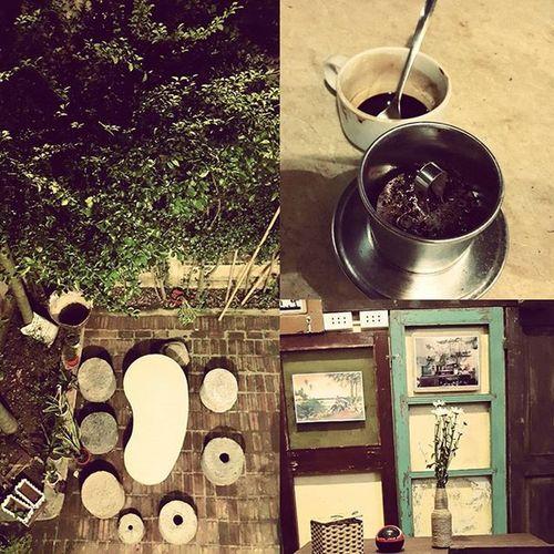 Ngày nào cũng ghé quán, vì lí do đặc biệt😁 Bigfoot Ngonhophonhonhatoiodo Coffeeallday Vintage
