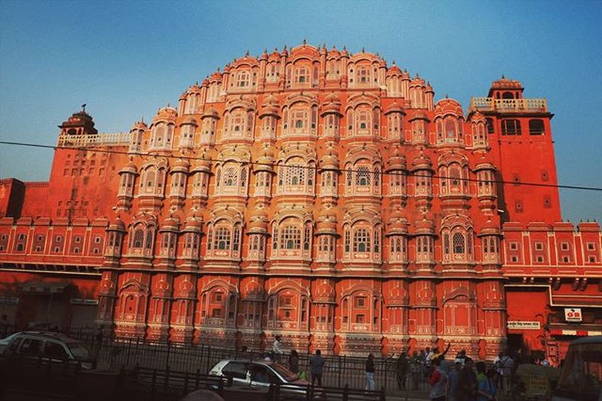 Hawa Mahal Rajasthan Family Time Vacation Fun Canon760D Palaces Jaipur Jaipurdiaries Pinkcity Canonphotography 760D @stories.of.india