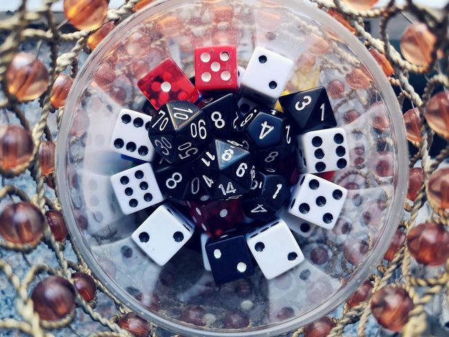 Roll the dice Huawei P20 Pro Huwaei Photography London England Table Macro Business Finance And Industry Colorful Lucky Gear Gambling Chip Industry Close-up Gemstone  Dice Gambling Game Of Chance Luck Semi-precious Gem Geometric Shape Precious Gem Ace Casino Chance