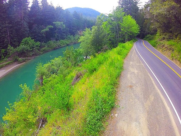 EEL river Humboldt County Hiking Hiking Adventures Adventure Riverside the color of the water is what really gets me! GoPro Hero3+ First Eyeem Photo