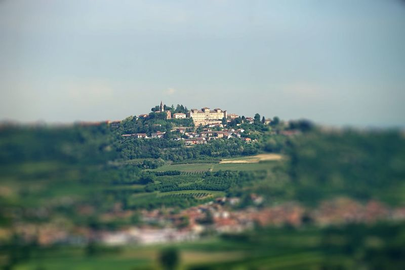Landscape_photography Landscape_Collection Castello Di Magliano Alfieri Magliano Alfieri Tourist Destination Italy Piemonte Barbaresco Building Exterior Architecture Built Structure Sky Plant Nature Tree Building City No People Outdoors Day Beauty In Nature Landscape Scenics - Nature