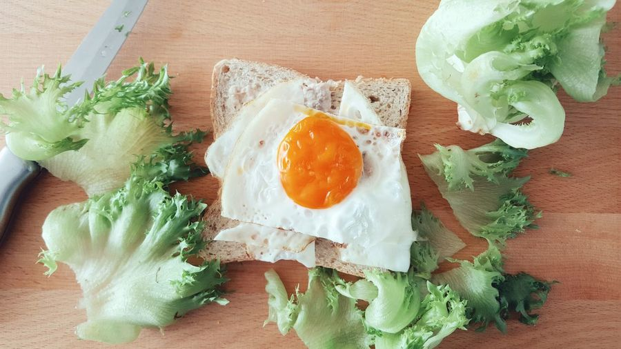 Tuna Salad Sandwiches with Egg - Egg Yolk Food And Drink Indoors  Food Meat Egg White Fried Egg Healthy Eating Homemade Freshness Delicious Eating Eat Prepare Health Clean Kitchen Healthy Vegetable Green