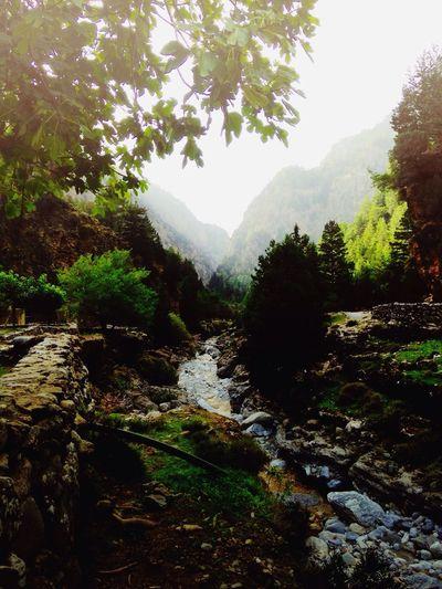 Samira gorge