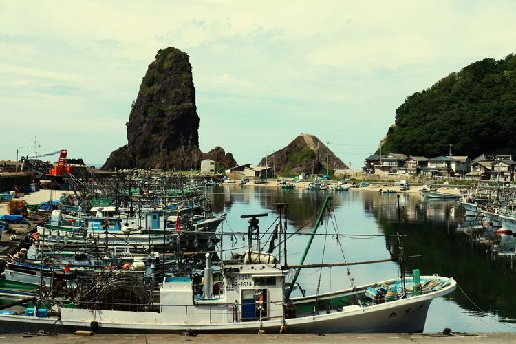 笹川流れ 漁港 EOS8000D Canonphotography Japan Canon