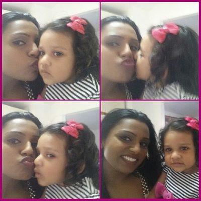 I kiss her, she kisses me, we kiss each other!!! Kisses IsabellaAvrilPersaud TeamPersaud TeamPersad myfamilyisamazing loveofmylife myniece cutiepie biggirl weloveselfies AuntielovesyouBella BellaBells HappyThanksgiving 2013 nofilterneeded
