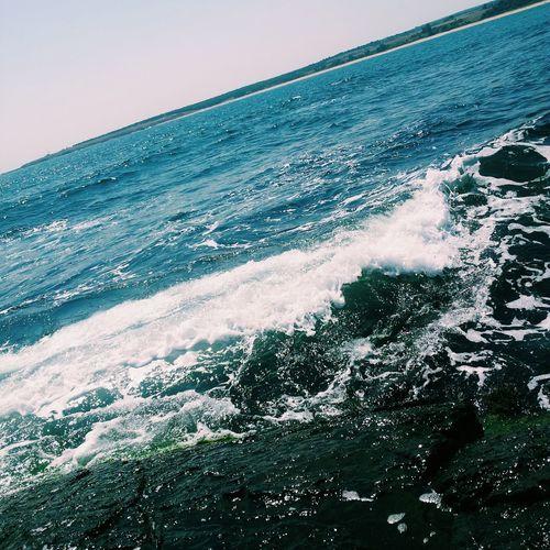 Vscocam Sealovers Sea Waves Crashing