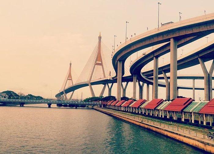 สะพานภูมิพลมุมจา