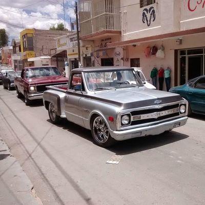 Chev pk Desfile Audio Car Riograndezacatecas Zacatecas