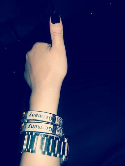 Hands GArmani Black & White Beautiful