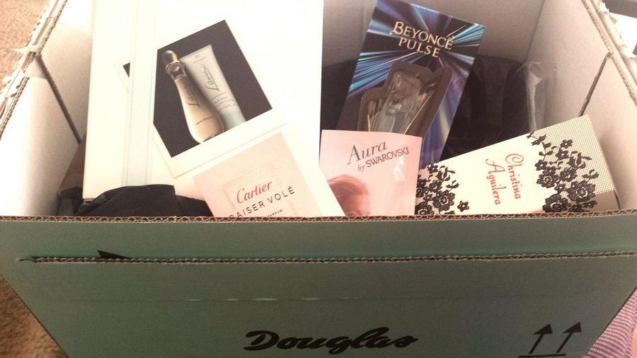 Parfum Douglas Laurabiagiott Christinaaguilera Beyonce Pulse Swarofski Aura Catier Beautiful