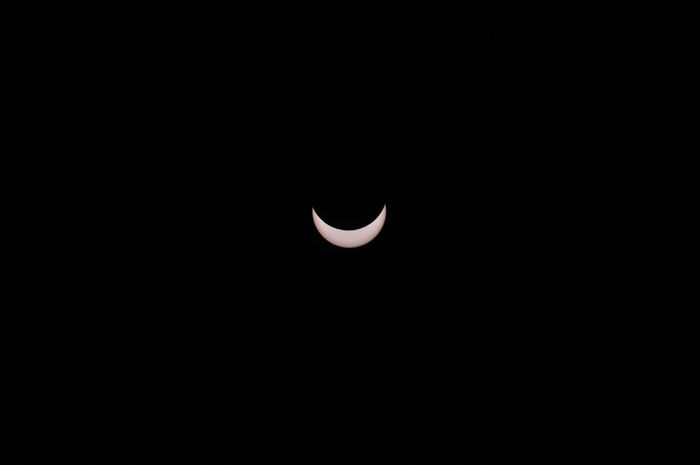 partial solar eclipse 2015:03:20 Astronomical Observations Better Look Twice Black And White Clear Sky Fullmoon Mystery Nikon Partial Solar Eclipse Partly Sky Sun