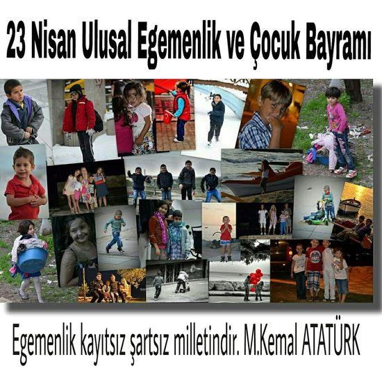 Hello World 23NisanUlusalEgemenlikveCocukBayramı Yasasın23Nisan 23Nisan Hi! Turkey Ankara