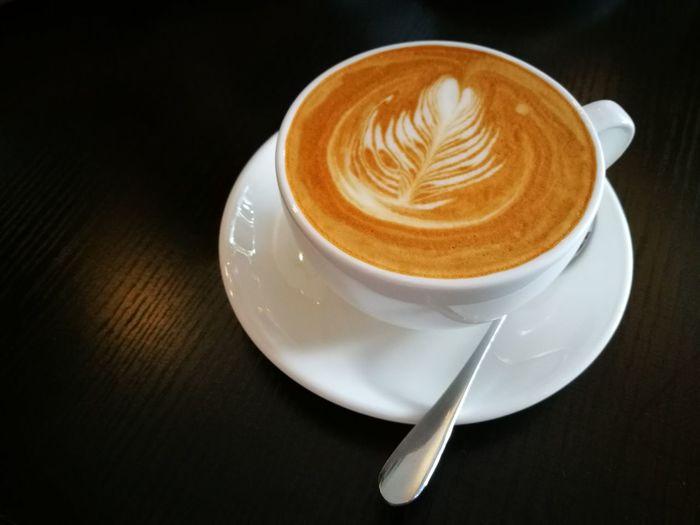 Coffee break The OO Mission Coffee Time Coffee Latte Latteart Rosetta Cafehopkl Cafehopmy HuaweiP9 Nofilter