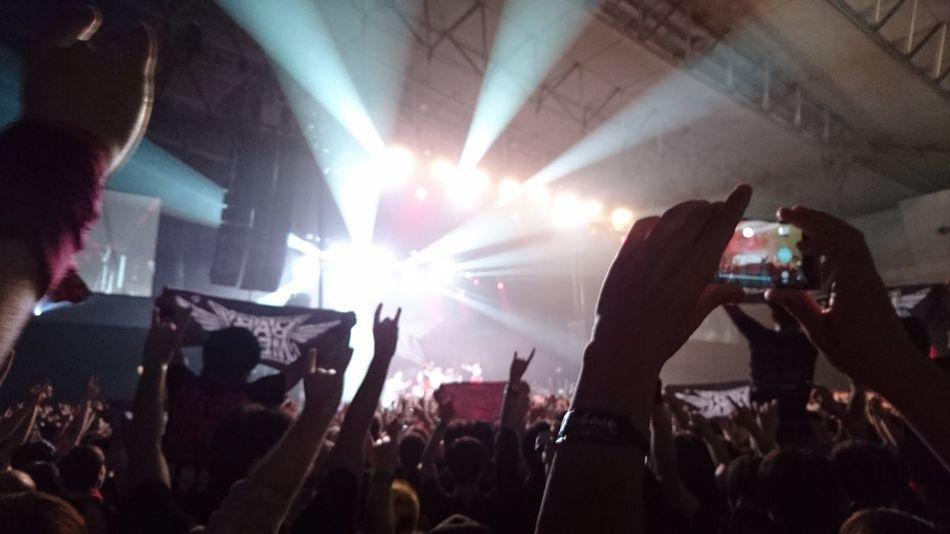 ベビメタの盛り上がりはやっぱり凄かった! BABYMETAL Ozzfest Music Festival Live Music Amazing Enjoying Music Enjoying Life Music For The Love Of Music