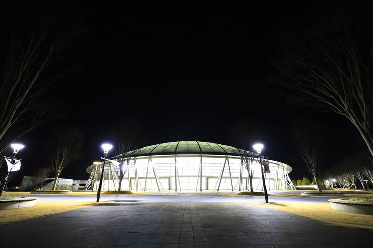 Illuminated Night Lighting Equipment Architecture Direction No People Built Structure Light Hello World Tadaa Community