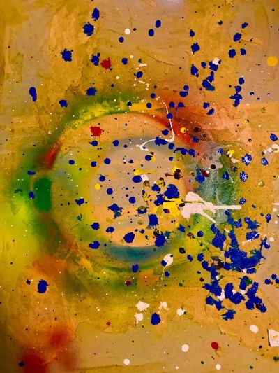Multi Colored Full Frame Backgrounds Abstract Creativity No People Indoors