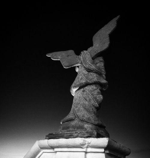 HOPE Statue