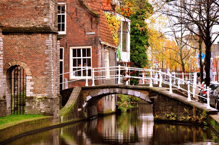 Canals And Waterways Autumn Colors Amsterdam Otoño Amsterdamcity Fall Colors Fall Beauty Netherlands Holanda Reflection Canals Reflections In The Water Reflection_collection