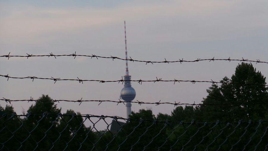 Ostwest Ostberlin von Westberlin Nostalgie