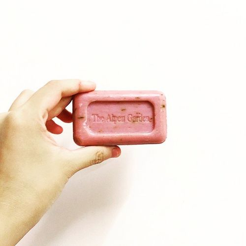 🌹Taiwan Rose soap🌹 Rosé Soap Rosesoap Nice 玫瑰 石鹸ローズ 薔薇 台灣 台湾