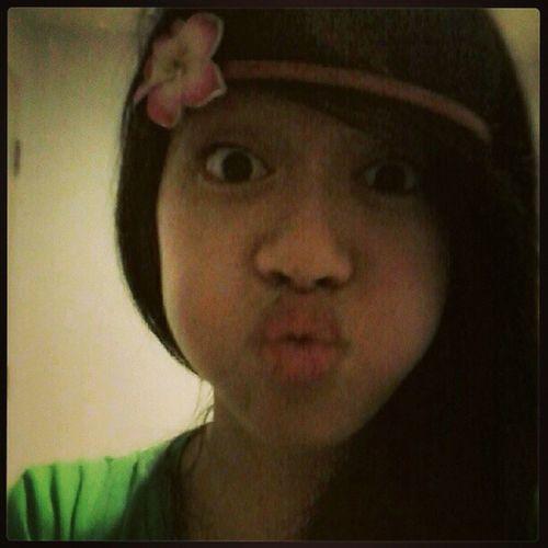 GoodNight Kiss. :-* Poutylips Ngusomood Lakimata FlowerFLOWER Boredomstrikea
