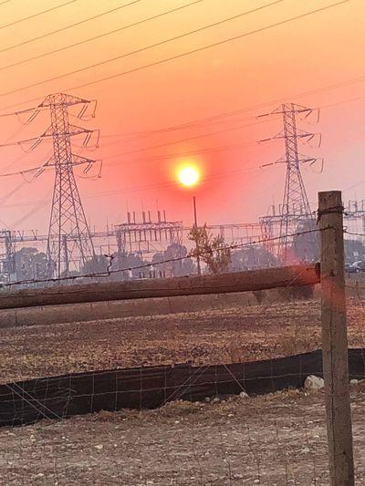 Sun Power Fire