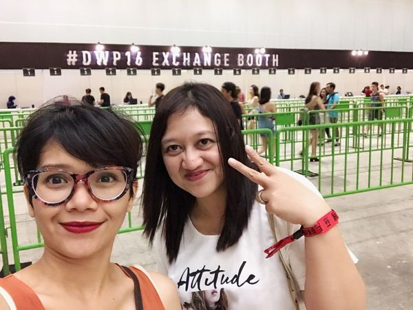 Me & Ririn Mobile Upload-Me & Friends DanceMusicFestival16 Djakarta Warehouse Project By ITag DanceMusicFestival By ITag Djakarta Warehouse Project 2016 By ITag Tongsis User By ITag
