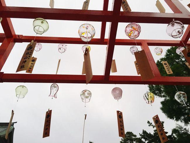 🎐⛩ Japan Summer 神社 風鈴
