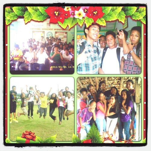 I Miss Celebrating Christmas Eith Them...missing This Great People :'(