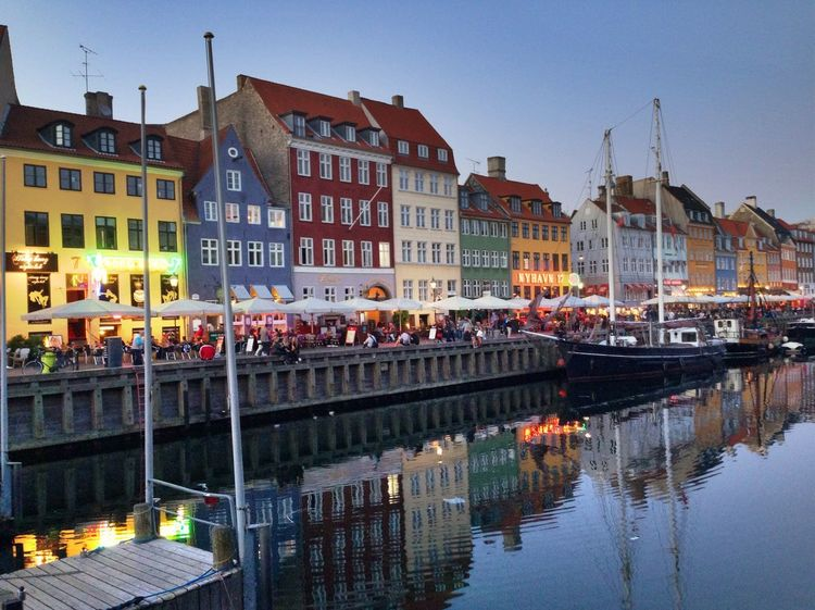Nyhavn as its best