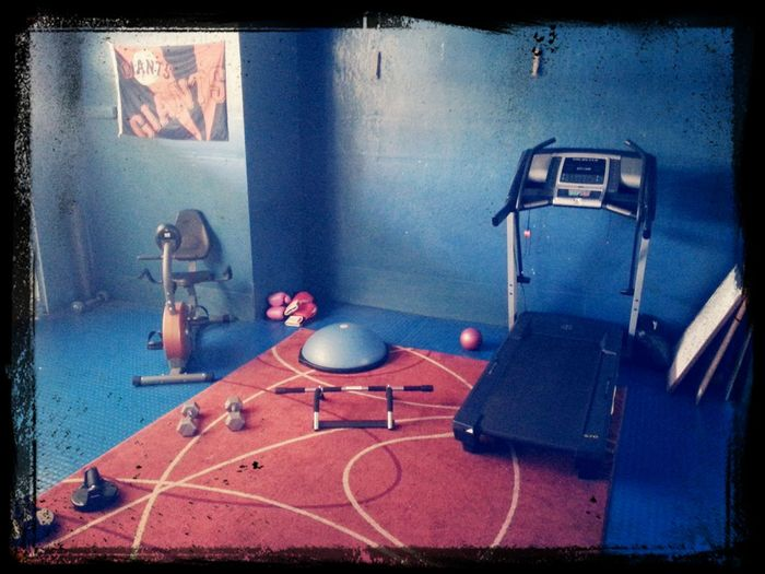 Building our home gym little by little. Its time for the transformation to begin. No more excuses, no more gym fees, and no more gym fashion shows. Time to train from the comfort of our home! BeastModeFactory TrainingCamp