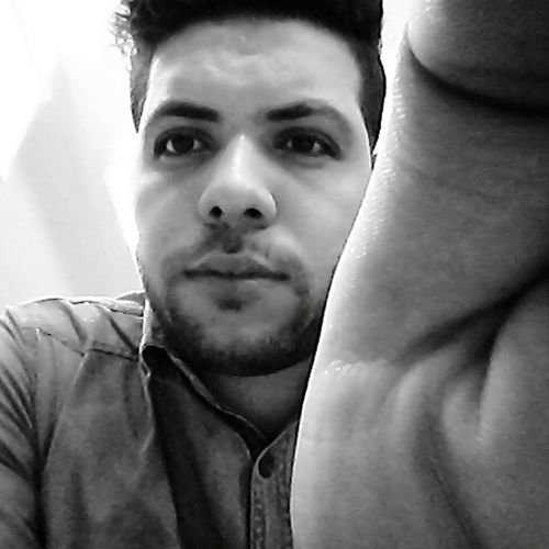 Me :-) Black & White First Eyeem Photo