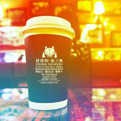 張三瘋歐式奶茶店 #張三瘋  张三疯  鼓浪嶼  鼓浪屿  廈門 Milktea GuLangYu Xiamen China