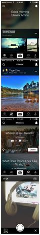 The new EyeEm updat , is Beautiful , Easy and so Sweet
