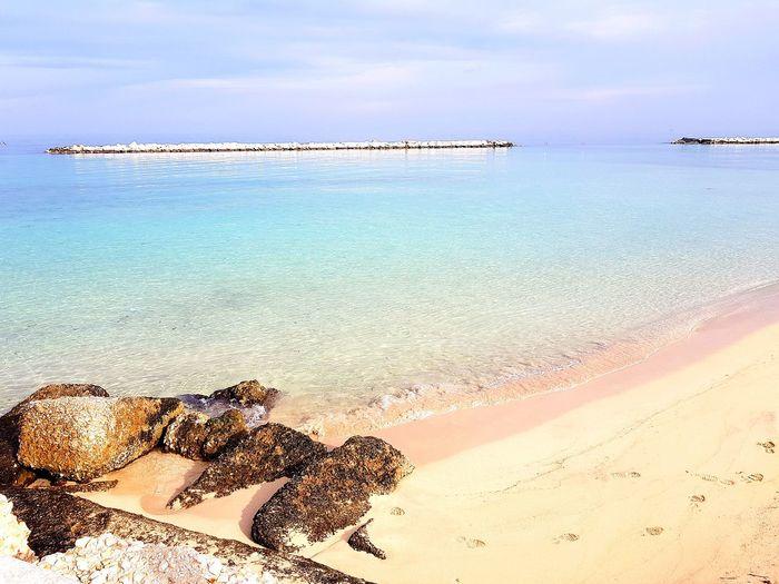 Bari Italy Sand