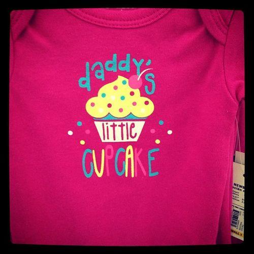Daddyslittlecupcake Cupcake Baby Babygirl babyclothes babyjumper babyonesie girlclothes
