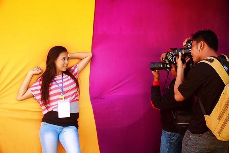 photo contest Model Photo Contest Sorong