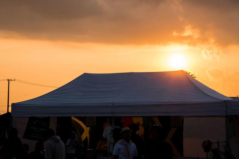 Orange Color Shadows & Lights Sunlight Sunset Sunset_collection オレンジ色 光と陰 夕焼け空