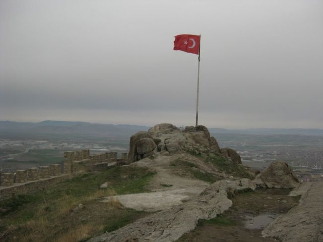 Afyon kalesi ve Afyon karahisar Ulu camiden görüntüler. Adnan Dan Afyon Afyon /Turkey Afyon Karahisar Afyon Ulu Cami Taking Photos Tarih  Türkiye