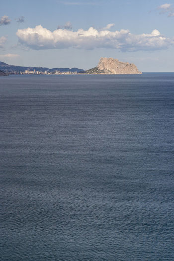 Calpe - Peñón de Ifach 12 Calpe Alicante España Cloudy Sky Mediterranean Sea Mediterranean Landscape Natural Reserve Panoramic View Peñón De Ifach Rocky Coastline Tourist Attraction  Tranquility Beauty In Nature Elevated View Grey Sea Mediterranean Nature Outdoors Protected Area Rocky Formation Scenics Seascape Seaview Tourism Travel Destination View From Above Viewpoint Waterfront