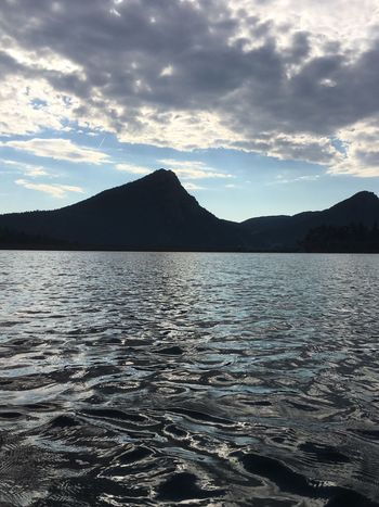 Colorado Photography Estes Park, CO Estes Lake Summertime Beautiful Nature Peaceful Waterscape