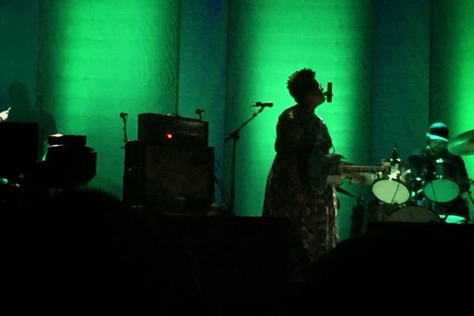 Alabama Shakes Colors Shadows & Lights Live Music California