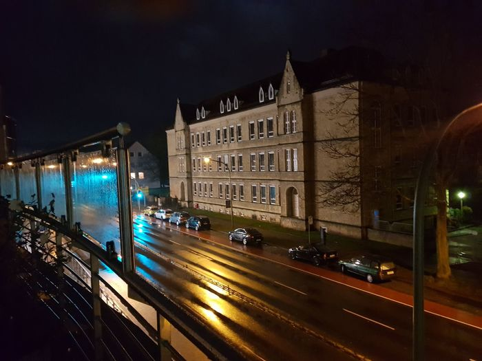 Domschule Osnabrück Sylvester 2017 This Is Germany Osnabrück/Germany Domschule Silvester Night Lights Nightphotography Night City Night Illuminated Architecture City Building Exterior Built Structure Outdoors Cityscape No People