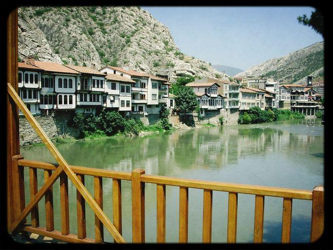 Amasya Turkey Yeşilırmak şehzade 2011