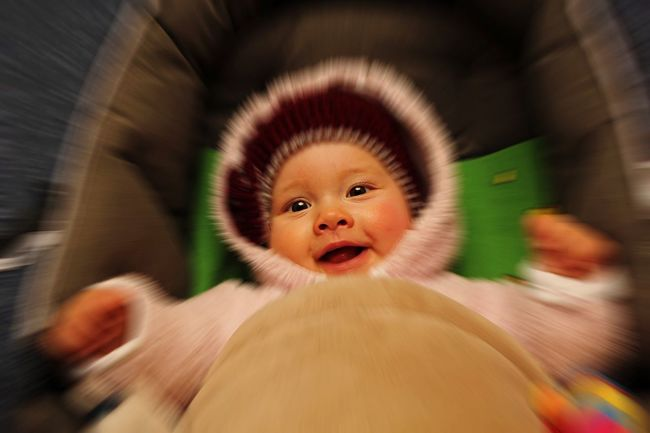 Baby Baby Girl Childhood Blurred Motion Portrait Child Indoors  Mouth EyeEmNewHere EyeEmNewHere
