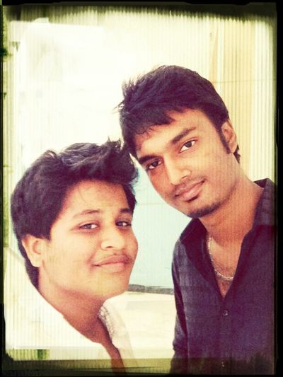 with iphone vignesh ... Dancing:)