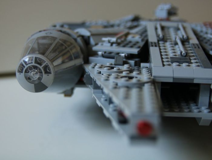 Millennium Falcon. Millenium Falcon Legophotography LEGO Toy Toyphotography Focus Detail Indoors  Close-up Still Life Technology No People Selective Focus Equipment Focus On Foreground Single Object